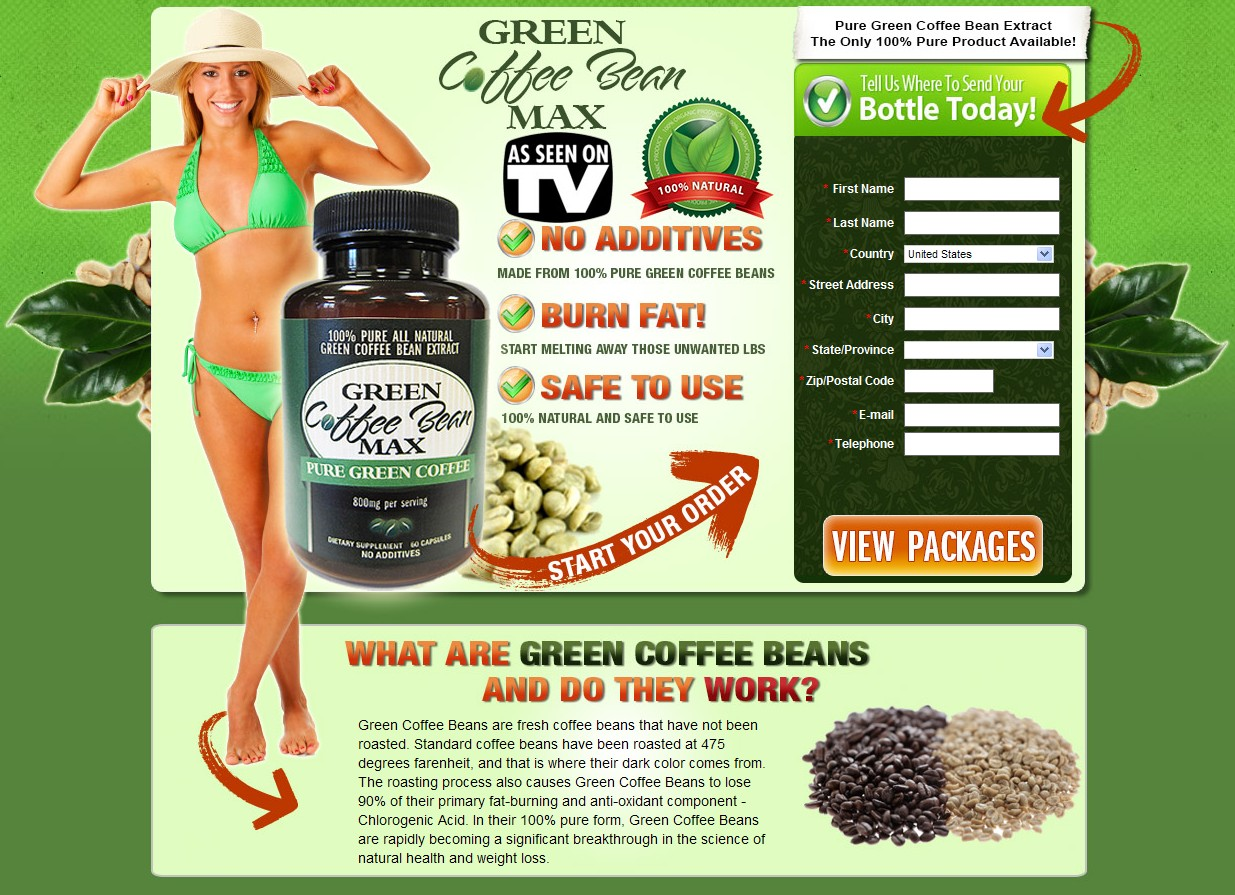 The Green Coffee Bean How It Works For Weight Loss Green